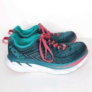 Hoka One One Women's Clifton 4 Shoe Wide Fit